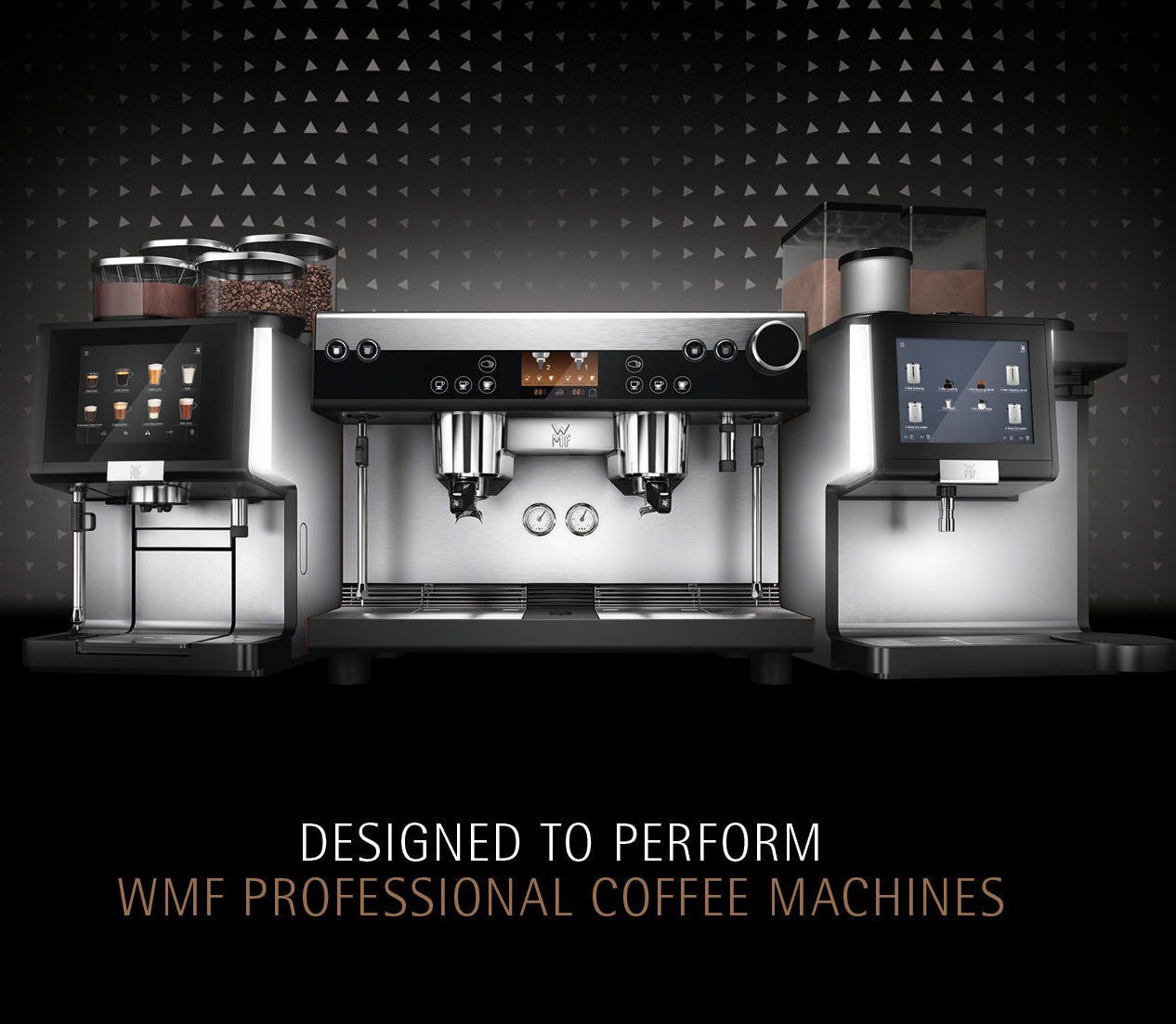 Automatické kávovary WMF